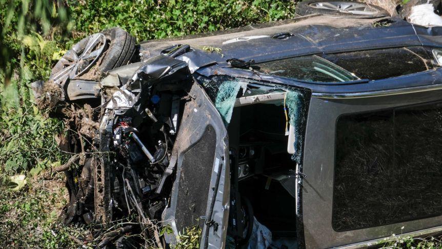 Τάιγκερ Γουντς: Σώθηκε από θαύμα από το τροχαίο ατύχημα