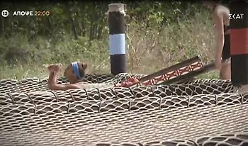 Survivor: Η αποχώρηση και ο τραυματισμός της Ελευθερίας (video)
