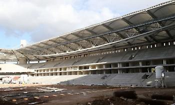 Κετσετζόγλου: «Σφραγίστηκε ότι τελειώνει χωρίς δανεισμό το γήπεδο η ΑΕΚ - Έτοιμο ως τον Δεκέμβρη»