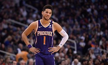 Σοκαρισμένο το NBA με τον αποκλεισμό του Μπούκερ από το All Star Game