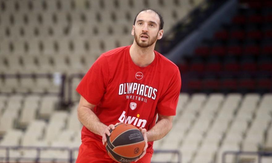 Κουφός: Η πρώτη του προπόνηση με τον Ολυμπιακό (pics)