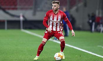 Ρέαμπτσιουκ: «Μεγάλη τιμή να αναδειχθώ καλύτερος Μολδαβός ποδοσφαιριστής»