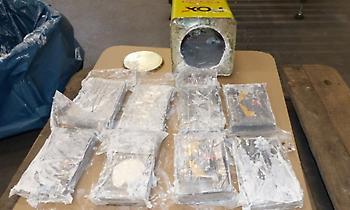 Κατάσχεση-ρεκόρ Ευρώπης σε κοκαΐνη αξίας 600 εκατ. ευρώ
