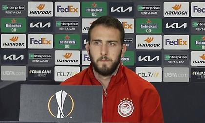 Φορτούνης: «Θα φανεί στο γήπεδο το φαβορί, θα τα δώσουμε όλα για την πρόκριση»