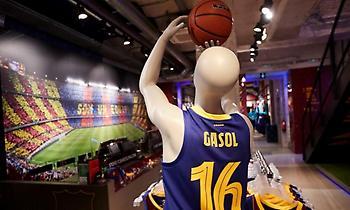 Μπαρτσελόνα: Στα 110 ευρώ η φανέλα του Γκασόλ