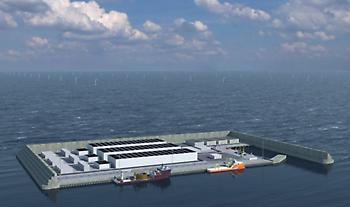 Η Δανία θα κατασκευάσει το πρώτο τεχνητό ενεργειακό νησί