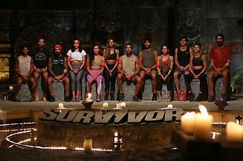 Survivor: Αποχώρησε η Ανθή Σαλαγκούδη