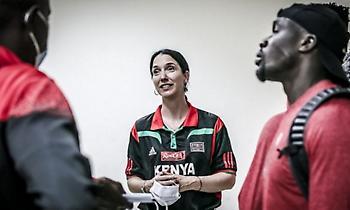 Λιζ Μιλς: Η γυναίκα που έγραψε ιστορία οδηγώντας την Κένυα στο Afrobasket! (video)
