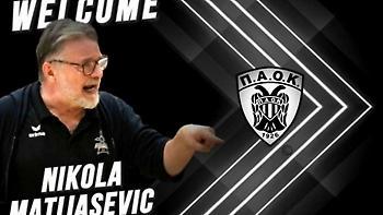 Υπόσχεση του Ματιάσεβιτς στους οπαδούς του ΠΑΟΚ!