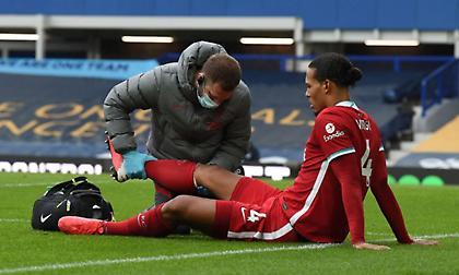Premier League: Πρωταθλήτρια στους τραυματισμούς η Λίβερπουλ!