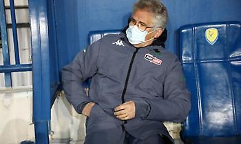 Δεσύλλας: «Θέλει να διορθώσει το πρόβλημα στις στατικές φάσεις ο Μπόλονι»