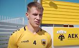 Σιμάνσκι: «Θέλω γκολ και στη Λεωφόρο»