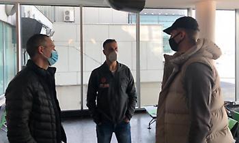 Παναθηναϊκός: Ο Χεζόνια συναντήθηκε με την αποστολή στη Γερμανία!