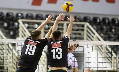 Το πρόγραμμα της… μισής 14ης αγωνιστικής της Volley League Ανδρών