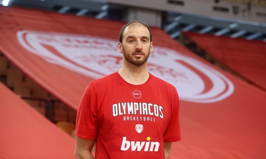 Ολυμπιακός-ΤΣΣΚΑ: Εκτός ο Κουφός