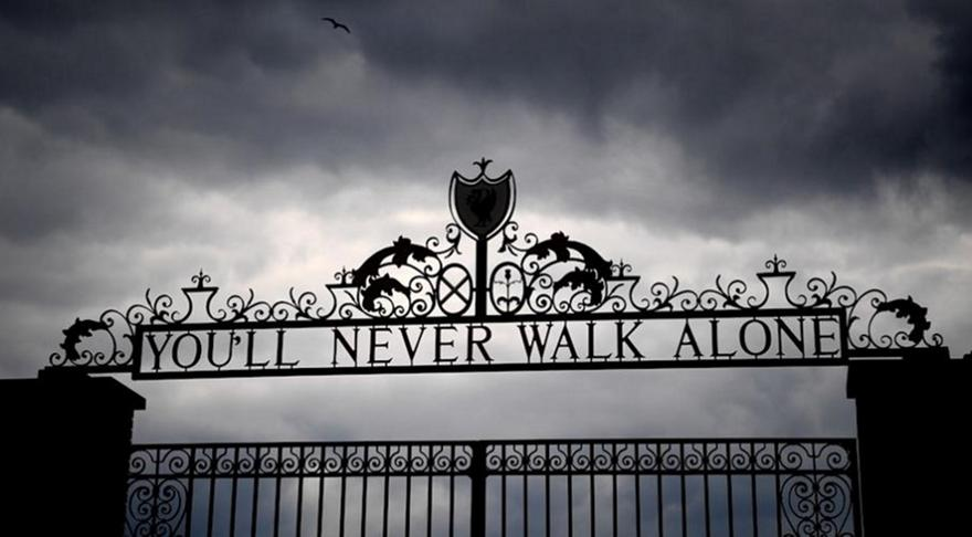 Άλισον… Υou'll never walk alone