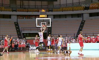 ΟΣΦΠ-ΤΣΣΚΑ: Τα τελευταία καθοριστικά δευτερόλεπτα του ματς (video)