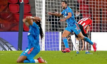 Βαθμολογία UEFA: Ο Ολυμπιακός προκρίθηκε, η Ελλάδα... βούλιαξε!
