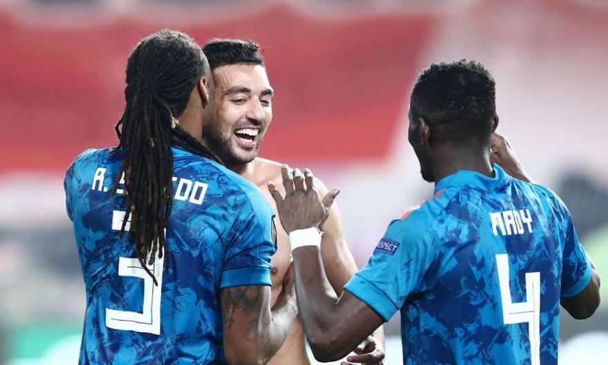 Ο Ολυμπιακός έσπασε τον τσαμπουκά της PSV απέναντι στην Ελλάδα