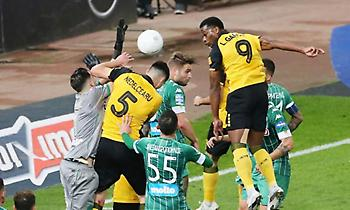 Nτέρμπι Παναθηναϊκός-ΑΕΚ την Κυριακή στη Super League