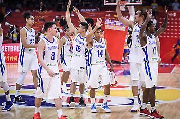 Φιλιππίνες αντί Νέας Ζηλανδίας στο Προολυμπιακό!