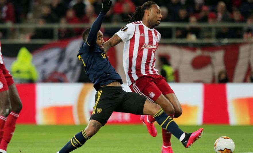Ολυμπιακός-Άρσεναλ στους «16» του Europa League