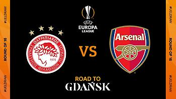 UEFA: «Θα πάρει ρεβάνς η Άρσεναλ;»