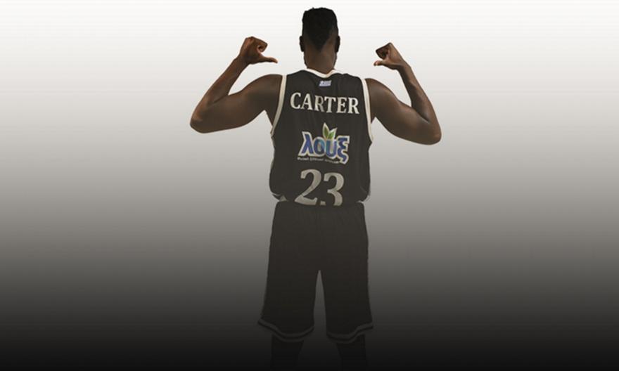 ΠΑΟΚ: Ο Κάρτερ και η πρεμιέρα του «23»
