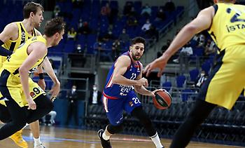 MVP της 26ης αγωνιστικής της EuroLeague ο τρομερός Μίτσιτς