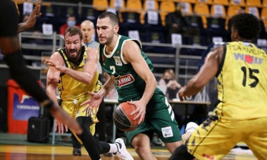 Πρωτάθλημα μπάσκετ: Ξεχωρίζει το Παναθηναϊκός-Άρης
