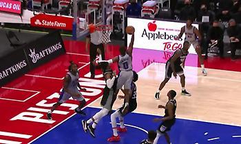 NBA: Το tomahawk κάρφωμα του Σμιθ στην κορυφή του Top10 (video)