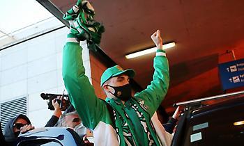 Χεζόνια: «Καλύτεροι στον κόσμο οι οπαδοί του Παναθηναϊκού»