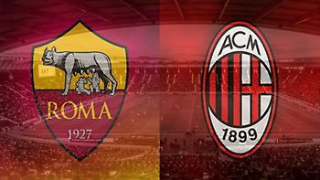 Serie A-24η αγωνιστική: Τα «φώτα» στο Ρόμα-Μίλαν