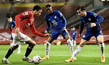 Premier League-26η αγωνιστική: Της πάει το «Στάμφορντ Μπριτζ» της Μαν. Γιουνάιτεντ