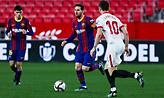 La Liga-25η αγωνιστική: Έχουν αφήσει ανοικτούς λογαριασμούς Σεβίλλη και Μπαρτσελόνα