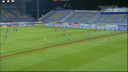 Αστέρας-ΠΑΟΚ: Το ακυρωθέν γκολ του Κρμέντσικ (video)