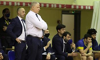 Μανωλόπουλος: «Τυχεροί που χάναμε μόνο για 13 πόντους στο ημίχρονο, δείξαμε ψυχικά αποθέματα» (vid)