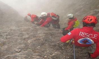 Πάρνηθα: Ολοκληρώθηκε η επιχείρηση ανάσυρσης σορού ορειβάτη από το φαράγγι της Γκούρας