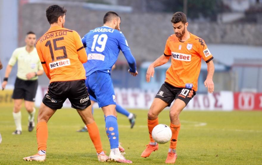 Λαμία-ΠΑΣ Γιάννινα 0-0