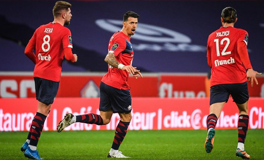 Λιλ-Στρασβούργο 1-1