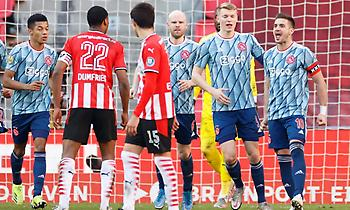 «Μανούρα» Τάντιτς και Ντάμφριζ, προπηλάκισαν τον πρώτο οι οπαδοί της PSV