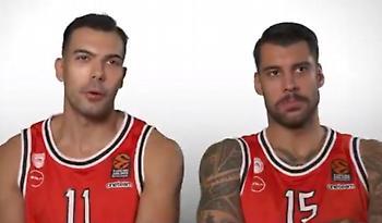 Πρίντεζης σε Σλούκα σε video της Euroleague: «I told you ρε μ@λ@κ@» (video)