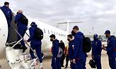 Πέταξαν για Αθήνα Μπαρτσελόνα και Καλάθης (video)