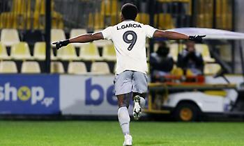 Καλύτερο γκολ της 8ης αγωνιστικής ο Λιβάι Γκαρσία