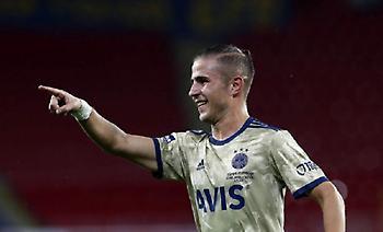 Πέλκας: «Χαρούμενος για τη νίκη, αλλά και το γκολ που πέτυχα»