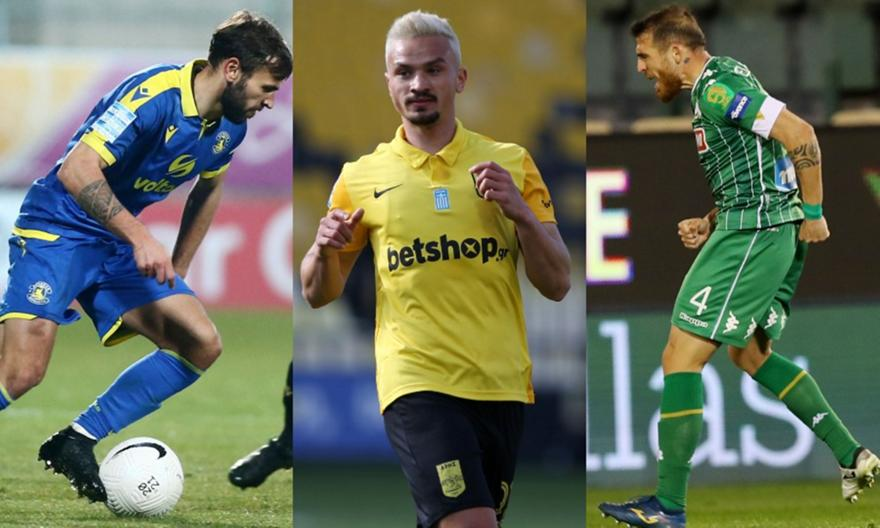 Super League: Η ενδεκάδα της 24ης αγωνιστικής