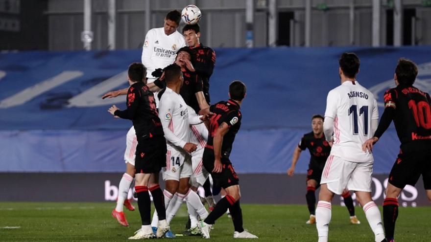 Ρεάλ Μαδρίτης-Σοσιεδάδ 1-1