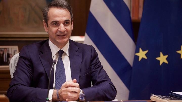 Συμμετοχή του πρωθυπουργού σε συζήτηση με τον πρόεδρο του ΣΕΒ