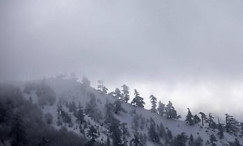 Kαιρός: Επιστρέφουν τα χιόνια και οι βροχές - H θερμοκρασία σε πτώση