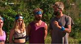 Survivor: «Ανταρσία» Αλέξη-Κρις στην μπλε ομάδα!